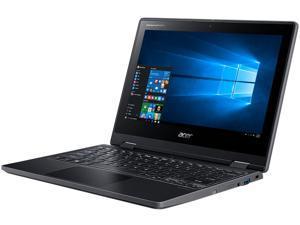 "Acer TravelMate Spin B3 TMB311RN-31-C4SU Intel Celeron N4120 (1.10 GHz) 4 GB Memory 128 GB Flash Intel UHD Graphics 600 11.6"" Touchscreen 1920 x 1080 Convertible 2-in-1 Laptop Windows 10 Pro Education"