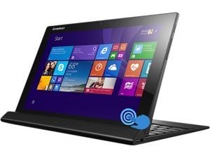 "Lenovo Miix 3 10 2GB LPDDR3 Memory 10.1"" 1920 x 1200 Tablet Windows 8.1 with Bing Black"