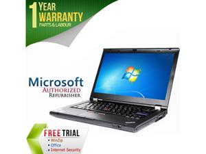 "Lenovo Laptop T420 Intel Core i5 2nd Gen 2520M (2.50 GHz) 16 GB Memory 512 GB SSD 14.0"" Windows 7 Professional 64-Bit"