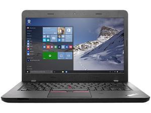 "Lenovo Laptop ThinkPad E460 (20ET0014US) Intel Core i5 6th Gen 6200U (2.30 GHz) 4 GB Memory 500 GB HDD Intel HD Graphics 520 14.0"" Windows 7 Professional 64-Bit (downgrade from Windows 10 Pro)"