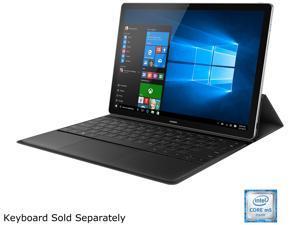 "Huawei MateBook HZ-W19 Intel Core M5 6Y54 (1.10 GHz) 4 GB Memory 128 GB SSD 12"" Touchscreen 2160 x 1440 2-in-1 Laptop Windows 10 Home"