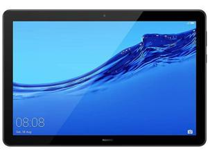 "Huawei MediaPad T5 10 53010SDN Octa-Core 2.36 GHz 3 GB Memory 32 GB Flash Storage 10.1"" 1920 x 1200 Tablet PC EMUI 8.0 (Based on Android 8.0)Mist Blue"