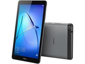 """Huawei MediaPad T3 10 53011LJJ Qualcomm MSM8917 (1.40 GHz) 2 GB Memory 32 GB Flash Storage 9.6"""" 1280 x 800 Tablet PC EMUI 5.1 (Based on Android N) Space Gray"""