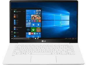 "LG Laptop Gram 14Z980-U.AAW5U1 Intel Core i5 8th Gen 8250U (1.60 GHz) 8 GB Memory 256 GB M.2 SATA SSD Intel UHD Graphics 620 14.0"" Windows 10 Home 64-Bit"