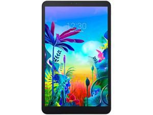 "LG G Pad 5 LM-T600QSCCASV MTK MT6762 (2.00 GHz) 4 GB Memory 32 GB Flash Storage 10.1"" 1920 x 1200 Tablet PC Android 9.0 (Pie) Black material on the side and silver metal on the back"