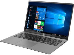 "LG Laptop Gram 17Z90N-N.APS9U1 Intel Core i7 10th Gen 1065G7 (1.30 GHz) 16 GB Memory 1 TB SSD Intel Iris Plus Graphics 17.0"" Windows 10 Pro (64-bit)"