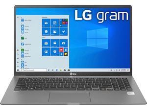 "LG Laptop Gram 15 15Z90N-H.AP52A8 Intel Core i5 10th Gen 16 GB Memory 256 GB SSD Intel Iris Plus Graphics 15.6"" Touchscreen Windows 10 Pro 64-bit"