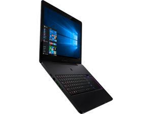 "Razer Blade Pro RZ09-01663E52-R3U1 17.3"" 4K/UHD Intel Core i7 7th Gen 7820HK (2.90 GHz) NVIDIA GeForce GTX 1080 32 GB Memory 512 GB SSD Windows 10 Home 64-Bit Gaming Laptop"