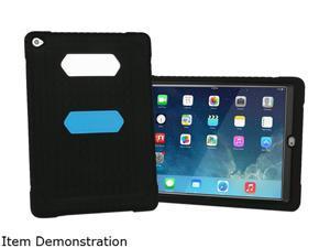 Max Cases Black Shield Case for New iPad (Gen 5/2017) Model AP-SC-IP5-9-BLK
