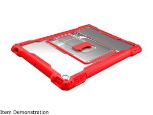 """Max Cases Red Shield Extreme-X for iPad 7 10.2"""" (Red) Model AP-SXX-IP7-19-RED"""