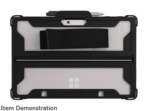 """Max Cases Black Extreme Shell for Microsoft Surface Go 1 & 2 10"""" Model MS-ES-SG-G2-BLK"""