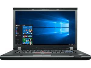 Lenovo Thinkpad T510 Notebook, Intel Core i5 520M 2 4Ghz, 8GB RAM, 1TB Hard  Drive, Windows 10 Pro x64 - Newegg com