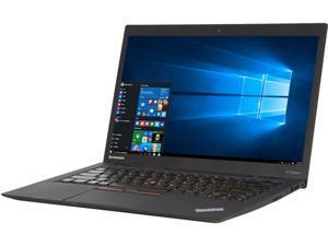 "Lenovo X1 Carbon Intel Core i5 3rd Gen 3427U (1.80 GHz) 4 GB Memory 128 GB SSD 14"" B Grade Ultrabook Windows 10 Pro 64-Bit"