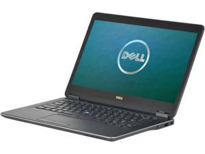 "DELL B Grade Laptop E7440 Intel Core i5 4th Gen 4300U (1.90 GHz) 8 GB Memory 128 GB SSD 14.0"" Windows 10 Pro 64-Bit"
