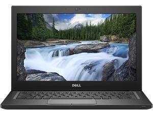 "DELL A Grade Laptop 7290 Intel Core i7 8th Gen 8650U (1.90 GHz) 16 GB Memory 512 GB SSD Intel UHD Graphics 620 12.5"" Windows 10 Pro 64-bit"
