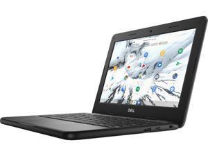 """DELL 3100 Chromebook Intel Celeron N4020 (1.10 GHz) 4 GB Memory 32 GB eMMC HDD 11.6"""""""