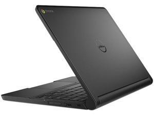 """DELL Chromebook 11 3120 Intel Celeron N2840 (2.16 GHz) 4 GB Memory 16 GB Flash 11.6"""" 1366 x 768 Chrome OS (Refurbished C Grade)"""