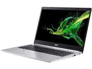 "Acer Laptop Aspire 5 A515-55-55R6 Intel Core i5 10th Gen 1035G1 (1.00 GHz) 8 GB Memory 256 GB SSD Intel UHD Graphics 15.6"" Windows 10 Home 64-bit"