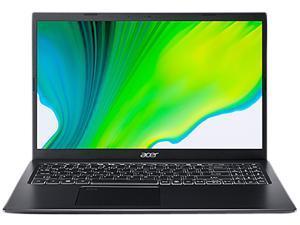 "Acer Laptop Aspire 5 A515-56-75B6 Intel Core i7 11th Gen 1165G7 (2.80 GHz) 12 GB Memory 512 GB NVMe SSD Intel Iris Xe Graphics 15.6"" Windows 10 Home 64-bit"