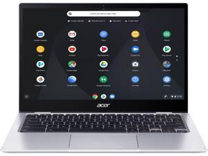 "Acer Spin 513 CP513-1HL-S4XG Chromebook Qualcomm Kryo 468 2.10 GHz 8 GB Memory 128 GB SSD 13.3"" Touchscreen Chrome OS"