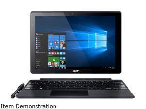 "Acer Aspire Switch Alpha SA5-271P-52UK Intel Core i5 6th Gen 6200U (2.30 GHz) 8 GB Memory 256 GB SSD Intel HD Graphics 520 12"" Touchscreen 2160 x 1440 Detachable 2-in-1 Laptop Windows 10 Home Grade A"