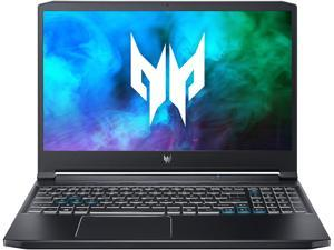 "Acer Predator Triton 300 PT315-53-79FG 15.6"" 144 Hz IPS Intel Core i7 11th Gen 11800H (2.30 GHz) NVIDIA GeForce RTX 3060 Laptop GPU 16 GB Memory 512 GB PCIe SSD Windows 10 Home 64-bit Gaming Laptop"