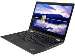 "Lenovo X380 Yoga Intel Core i5 8th Gen 8350U (1.70 GHz) 8 GB Memory 512 GB SSD Intel UHD Graphics 620 13.3"" Touchscreen 1920 x 1080 Convertible Grade B 2-in-1 Laptop Windows 10 Pro 64-bit"