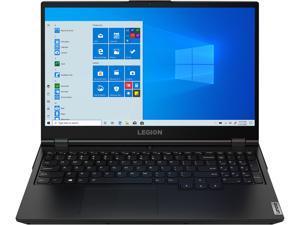 "Lenovo Legion 5-15ARH05H - 15.6"" 120 Hz IPS - AMD Ryzen 5 4600H (3.00 GHz) - NVIDIA GeForce GTX 1650 - 8 GB DDR4 - 1 TB HDD 256 GB PCIe SSD - Windows 10 Home 64-bit - Gaming Laptop (82B500FVUS)"