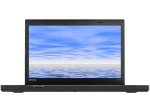 "Lenovo Grade A Laptop ThinkPad L470 Intel Core i5 6th Gen 6300U (2.40 GHz) 8 GB Memory 256 GB SSD Intel HD Graphics 520 14.0"" Windows 10 Pro 64-bit"