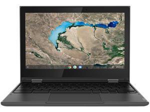 "Lenovo 300e (2nd Gen) Chromebook Intel Celeron N4020 (1.10 GHz) 4 GB Memory 32 GB eMMC SSD 11.6"" Touchscreen Chrome OS"