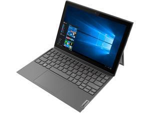 "Lenovo IdeaPad Duet 3i 10IGL5-LTE Intel Celeron N4020 (1.10 GHz) 4 GB Memory 64 GB eMMC SSD Intel UHD Graphics 600 10.3"" Touchscreen 1920 x 1200 2-in-1 Laptop Windows 10 Pro 64"