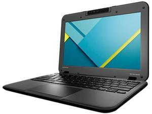 "Lenovo N22 Grade A Chromebook Intel Celeron N3050 (1.60 GHz) 4 GB Memory 16 GB eMMC SSD 11.6"" Chrome OS"