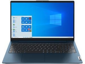 "Lenovo Laptop IdeaPad 5 15ALC05 82LN006CUS AMD Ryzen 7 5000 Series 5700U (1.80 GHz) 8 GB Memory 512 GB PCIe SSD AMD Radeon Graphics 15.6"" Windows 10 Home 64-bit"
