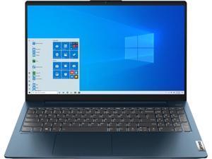 "Lenovo Laptop IdeaPad 5 15ITL05 82FG00N5CC Intel Core i5 11th Gen 1135G7 (2.40 GHz) 8 GB Memory 512 GB PCIe SSD Intel Iris Xe Graphics 15.6"" Windows 10 Home 64-bit"