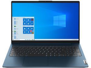 "Lenovo Laptop IdeaPad 5 15ALC05 82LN00F8US AMD Ryzen 7 5000 Series 5700U (1.80 GHz) 8 GB Memory 512 GB PCIe SSD AMD Radeon Graphics 15.6"" Windows 11 Home 64-bit"