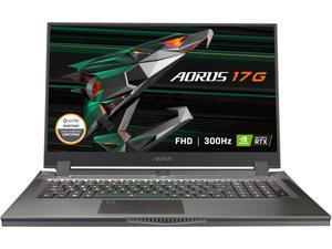 "GIGABYTE AORUS 17G XC - 17.3"" FHD IPS 300Hz - Intel Core i7-10870H - NVIDIA GeForce RTX 3070 Laptop GPU 8GB GDDR6 - 32GB Memory - 512GB SSD - Win10 Home - Gaming Laptop (AORUS 17G XC-8US6430RH)"