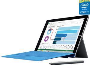 "Microsoft Surface Pro 3 Intel Core i7 CPU 8GB RAM 512GB Storage 12.0"" Tablet PC PU2-00001"