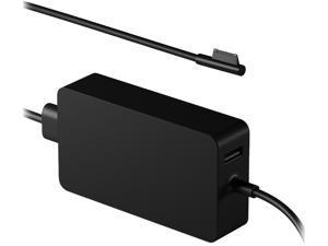 Microsoft 6NL-00001 Surface Book Power Supply Unit - Black