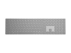 Microsoft Surface Bluetooth Keyboard - Silver - WS2-00025