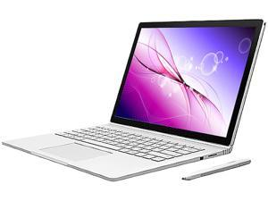 Microsoft Surface Book SV7-00001 Intel Core i5 6th Gen 8 GB Memory Touchscreen 3000 x 2000 Tablet Windows 10 Pro