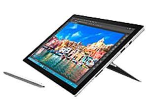 "Microsoft Surface Pro 4 Intel Core i7 6th Gen 6650U (2.20 GHz) 16 GB Memory 256 GB SSD Intel Iris Graphics 540 12.3"" Touchscreen 2736 x 1824 Detachable 2-in-1 Tablet Windows 10 Pro"