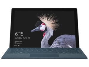 "Microsoft Surface Pro GWP-00001 Intel Core i5 7th Gen 7300U (2.60 GHz) 8 GB Memory 256 GB SSD Intel HD Graphics 620 12.3"" Touchscreen 2736 x 1824 2-in-1 Laptop Windows 10 Pro"