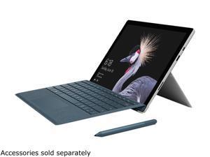 "Microsoft Surface Pro KJR-00001 Intel Core i5 7th Gen 7300U (2.60 GHz) 8 GB Memory 128 GB SSD Intel HD Graphics 620 12.3"" Touchscreen 2736 x 1824 Detachable 2-in-1 Laptop Windows 10 Pro 64-Bit"