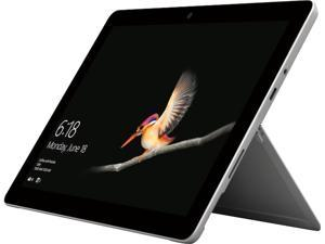 "Microsoft Surface Go JST-00001 Intel Pentium 4415Y (1.60 GHz) 4 GB Memory 64 GB eMMC SSD Intel HD Graphics 615 10.0"" Touchscreen 1800 x 1200 Detachable 2-in-1 Laptop Windows 10 Pro"