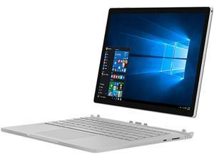 "Microsoft Surface Book 2 JHX-00001 Intel Core i7 8th Gen 8650U (1.90 GHz) 8 GB Memory 256 GB SSD NVIDIA GeForce GTX 1050 13.5"" Touchscreen 3000 x 2000 Detachable 2-in-1 Laptop Windows 10 Pro 64-bit"