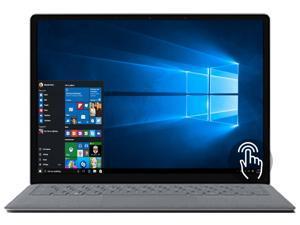 "Microsoft Laptop Surface Laptop 2 LQT-00001 Intel Core i7 8th Gen 8650U (1.90 GHz) 16 GB Memory 512 GB SSD Intel UHD Graphics 620 13.5"" Touchscreen Windows 10 Pro 64-Bit"