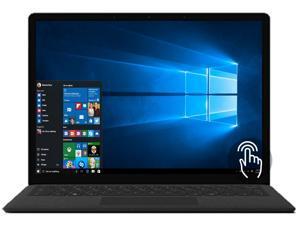 "Microsoft Laptop Surface Laptop 2 JKQ-00066 Intel Core i7 8th Gen 8650U (1.90 GHz) 8 GB Memory 256 GB SSD Intel UHD Graphics 620 13.5"" Touchscreen Windows 10 Pro 64-Bit"