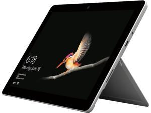 """Microsoft Surface Go KFY-00001 Intel Pentium 4415Y (1.60 GHz) 8 GB Memory 256 GB SSD Intel HD Graphics 615 10.0"""" Touchscreen 1800 x 1200 Detachable 2-in-1 Laptop (4G LTE) Windows 10 in S mode"""
