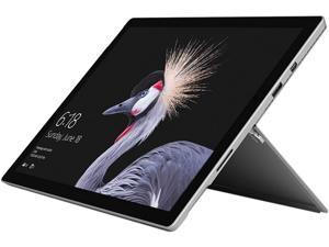 "Microsoft Surface Pro (5th Gen) FPN-00001 Intel Core i7 7th Gen 7660U (2.5 GHz) 16 GB Memory 1 TB SSD Intel Iris Plus Graphics 640 12.3"" Touchscreen 2736 x 1824 Detachable 2-in-1 Laptop Windows 10 Pro"