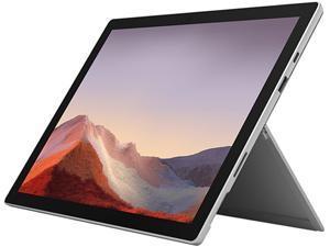 "Microsoft Surface Pro 7 PVZ-00001 Intel Core i5 10th Gen 1035G4 (1.10 GHz) 8 GB LPDDR4X Memory 256 GB SSD Intel Iris Plus Graphics 12.3"" Touchscreen 2736 x 1824 Detachable 2-in-1 Laptop Windows 10 Hom"